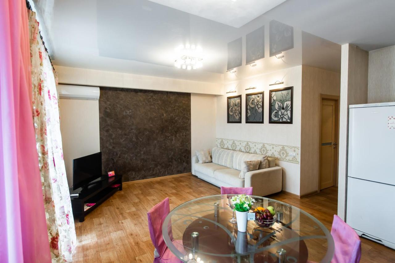 Фото  Апартаменты/квартира  Apartment On Bazarniy 12 Fl3
