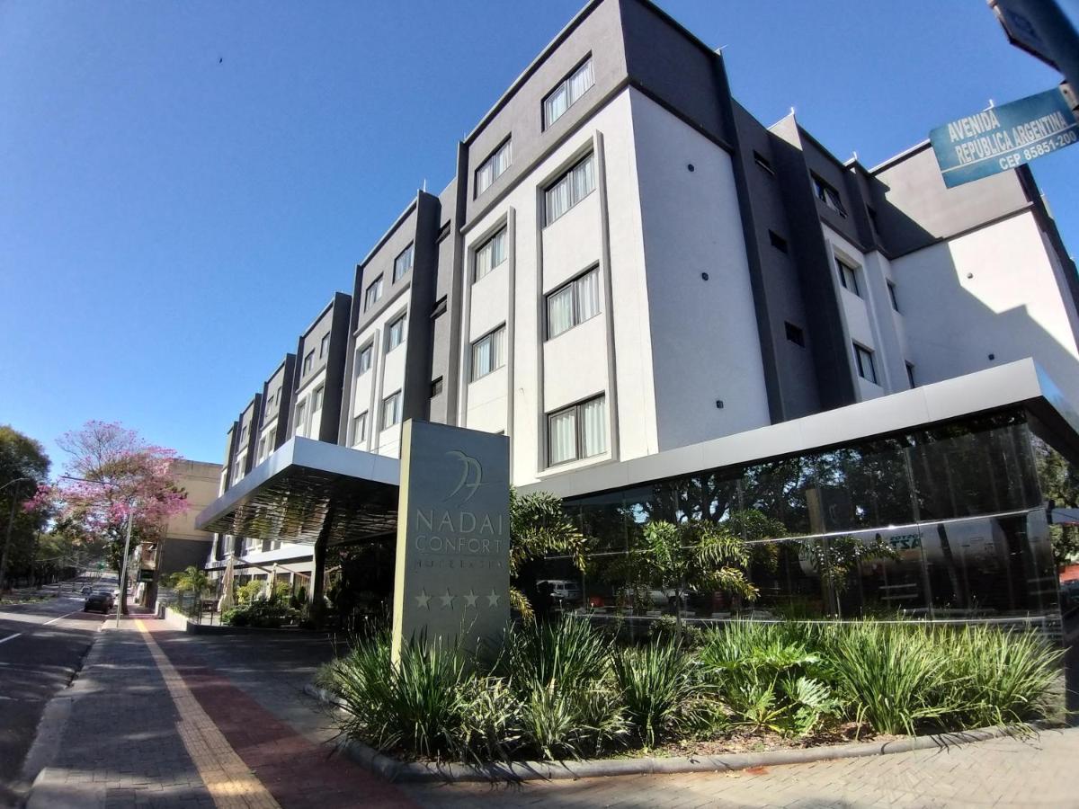 Отель  Отель  Nadai Confort Hotel E Spa
