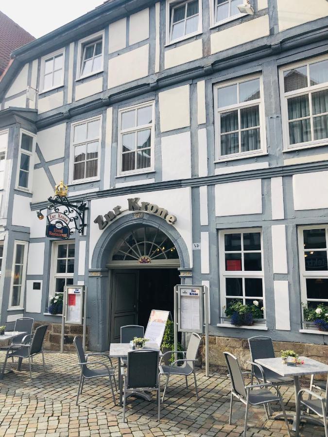 Отель  Hotel zur Krone  - отзывы Booking