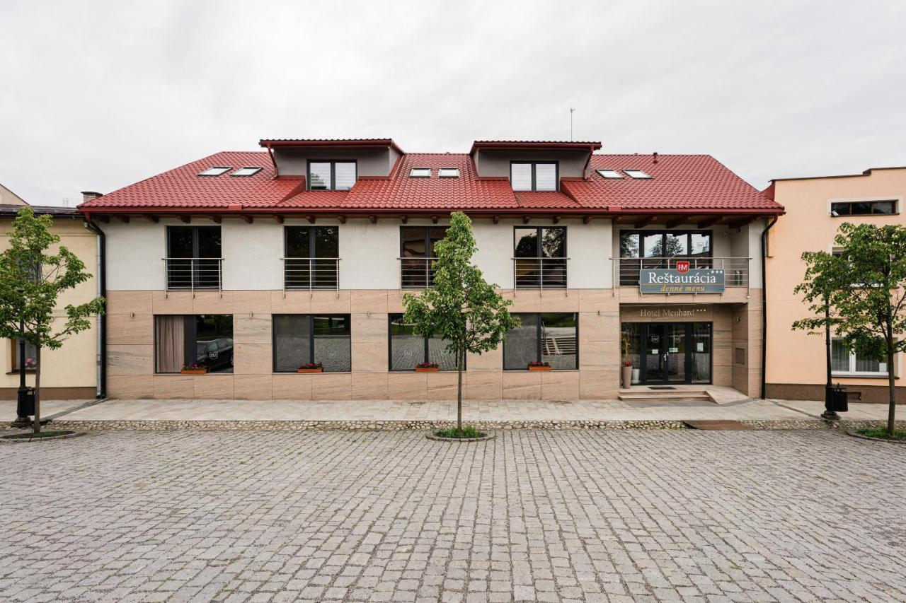 Фото Отель Hotel Menhard