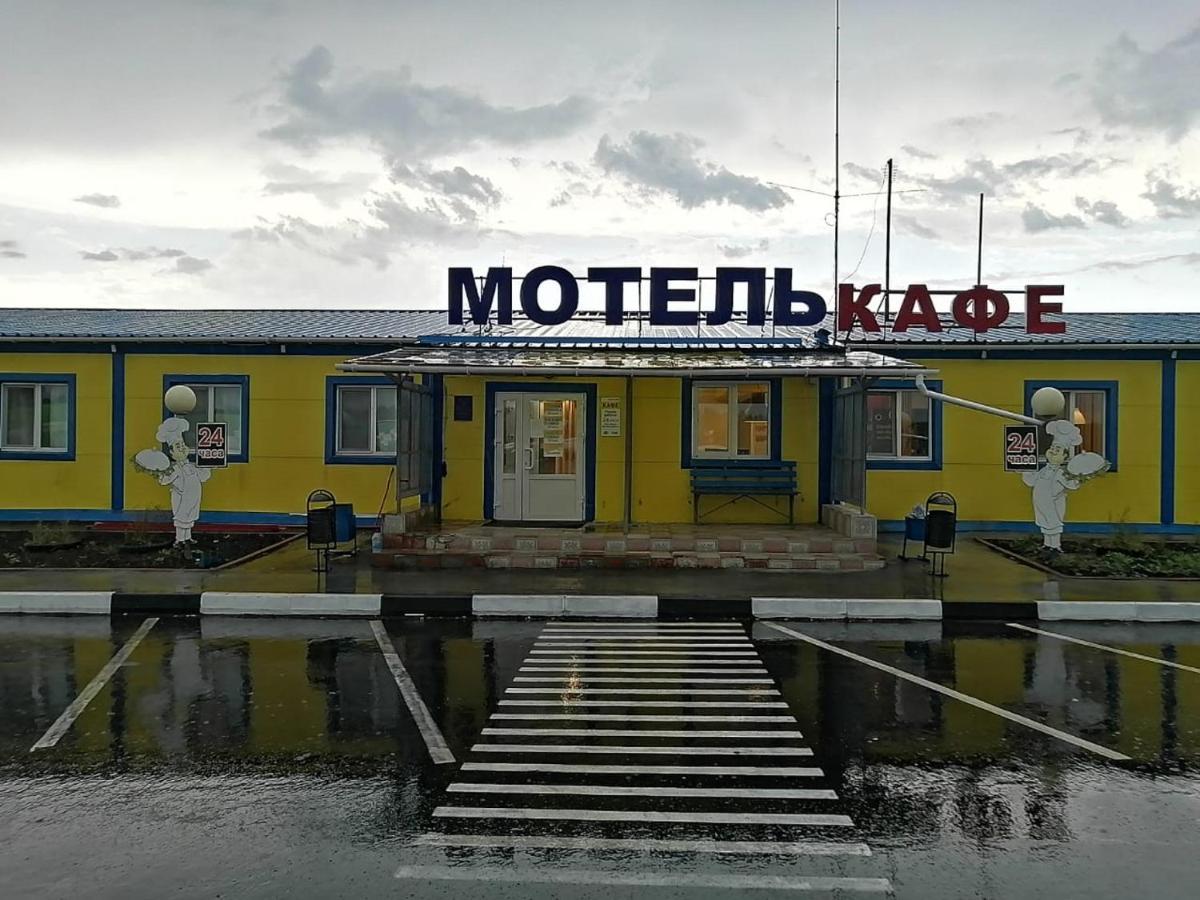 Мотель  Мотель Парус