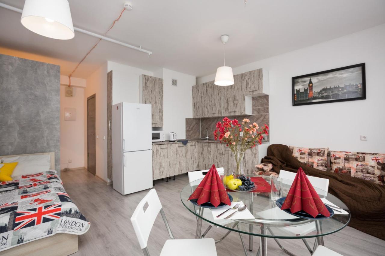 Апартаменты/квартира  Супер апартаменты на Шейнкмана - Super apartments on Sheinkman street, 4 спальных места, RentHouse  - отзывы Booking