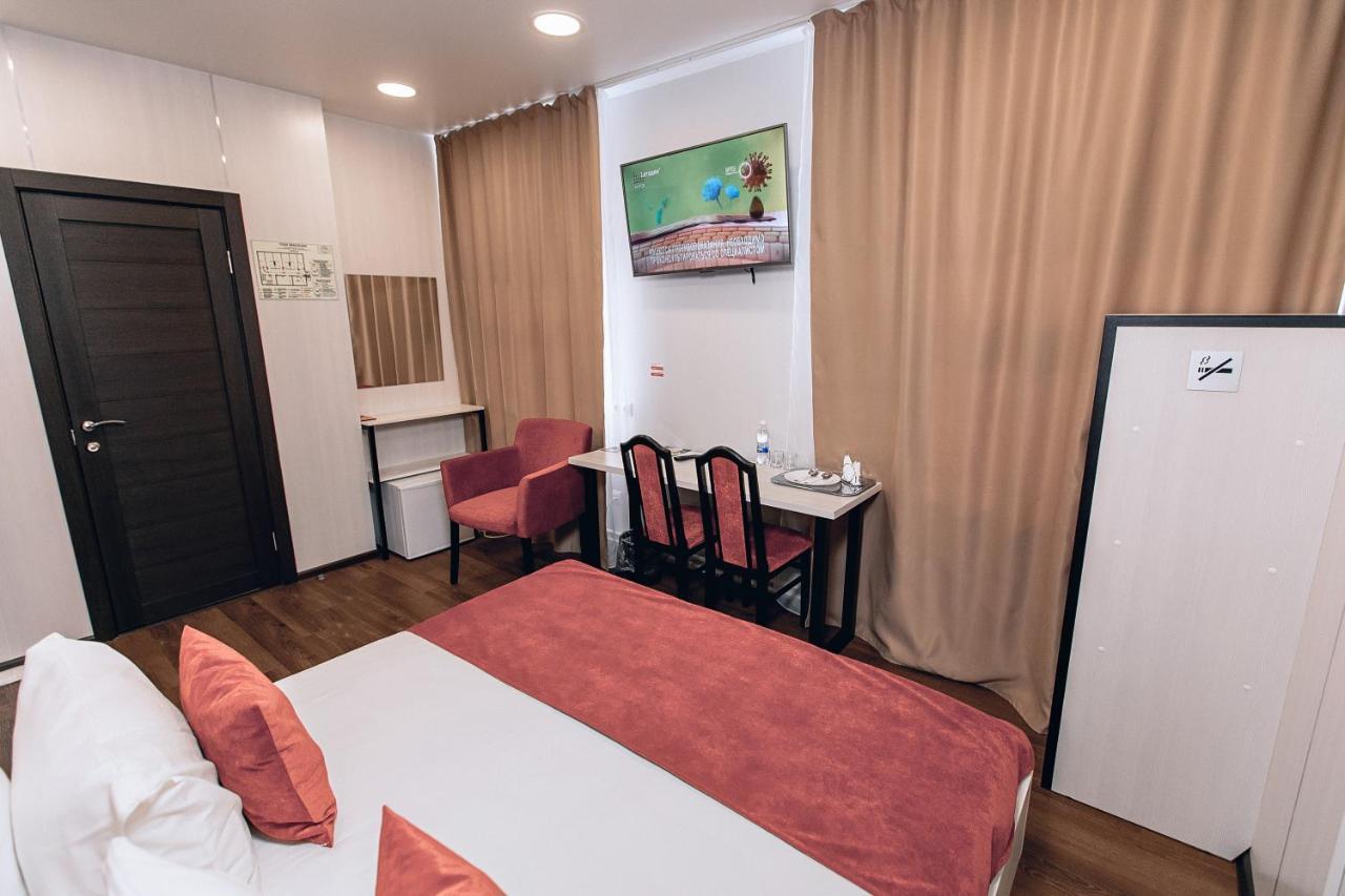Отель  Отель RedFox в центре  - отзывы Booking