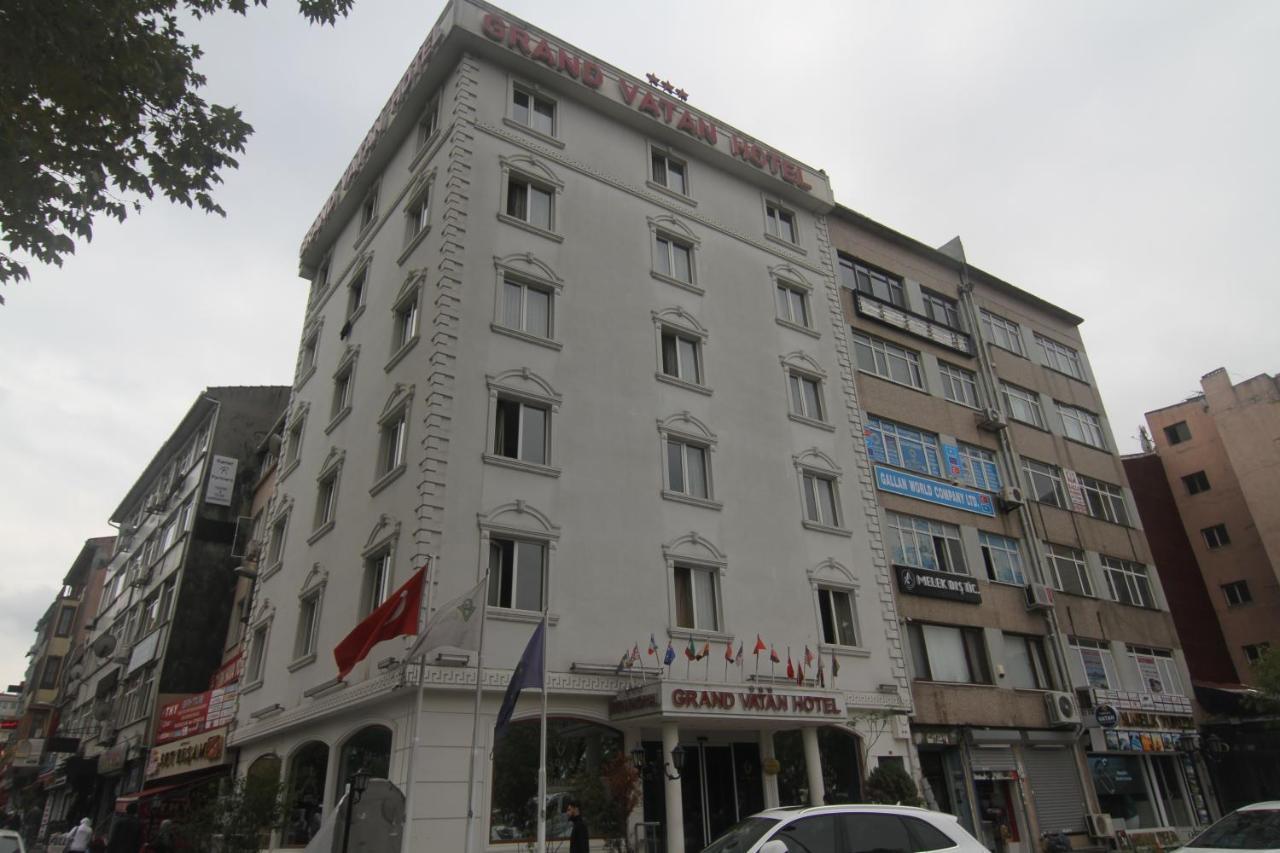 Отель  GRAND VATAN HOTEL  - отзывы Booking