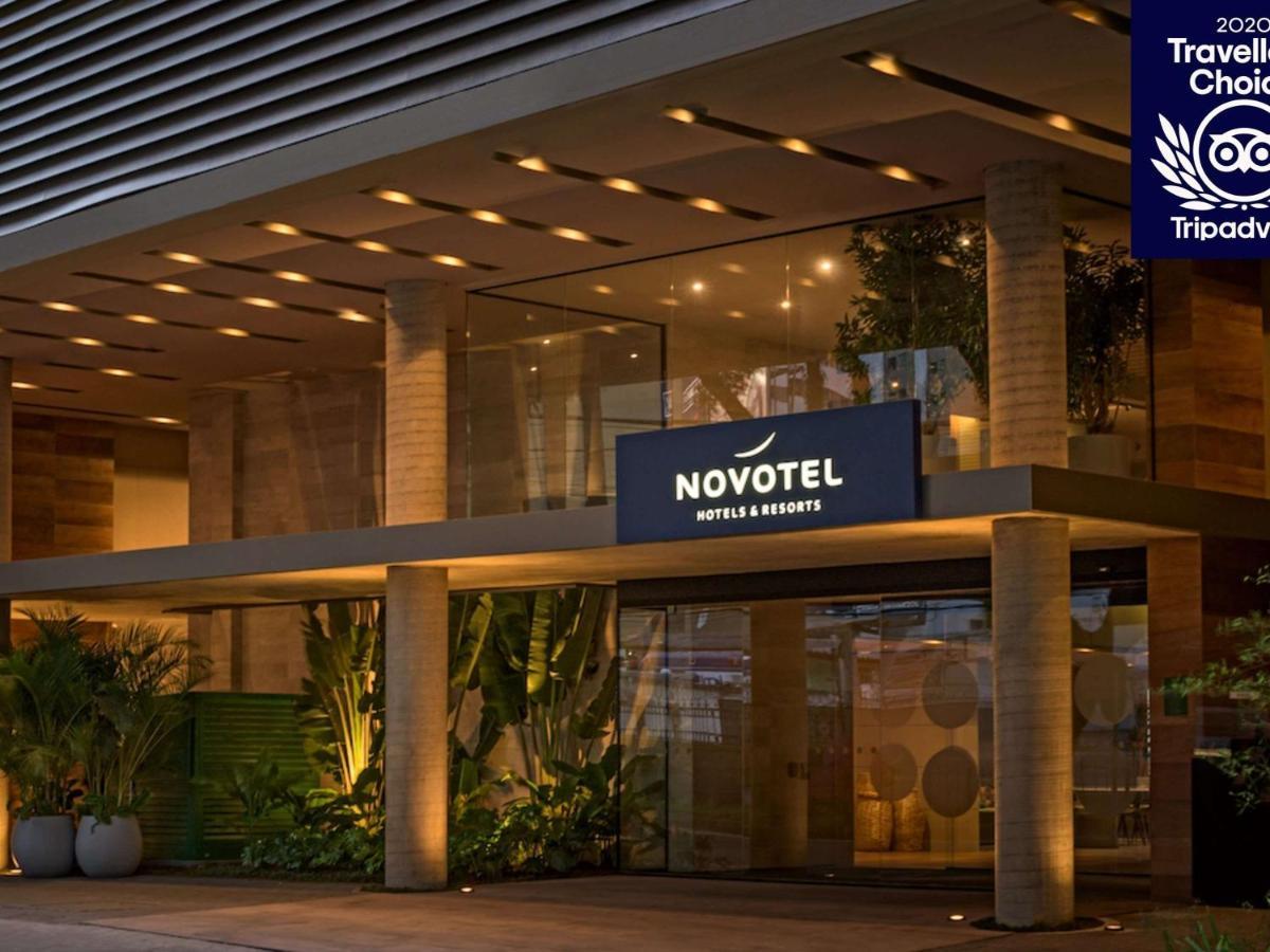Отель  Отель  Novotel Curitiba Batel