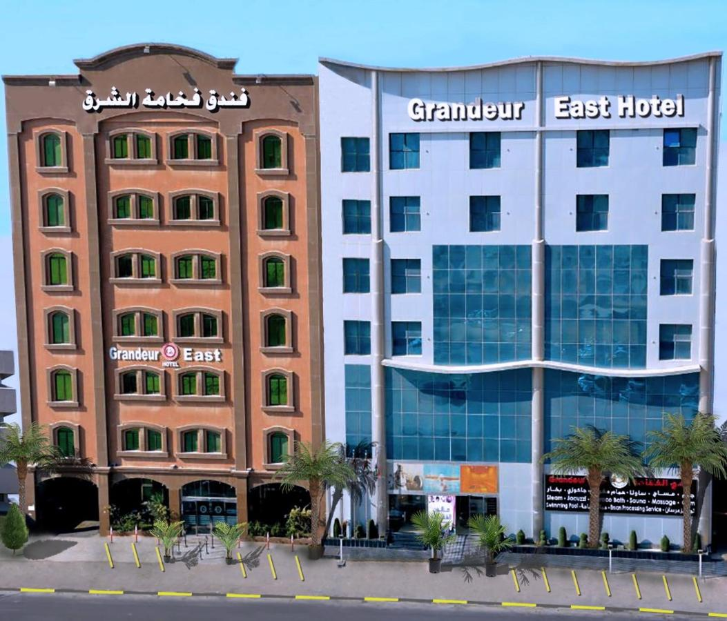 Апарт-отель  Grandeur East  - отзывы Booking