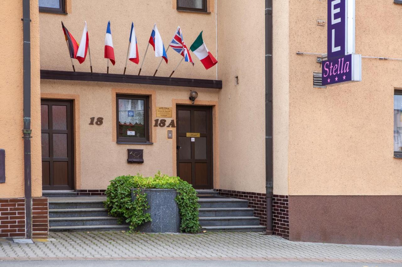 Отель  Hotel Stella  - отзывы Booking