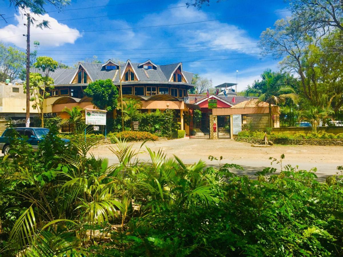 Фото  Отель  Vienna Woods Hotel Nakuru