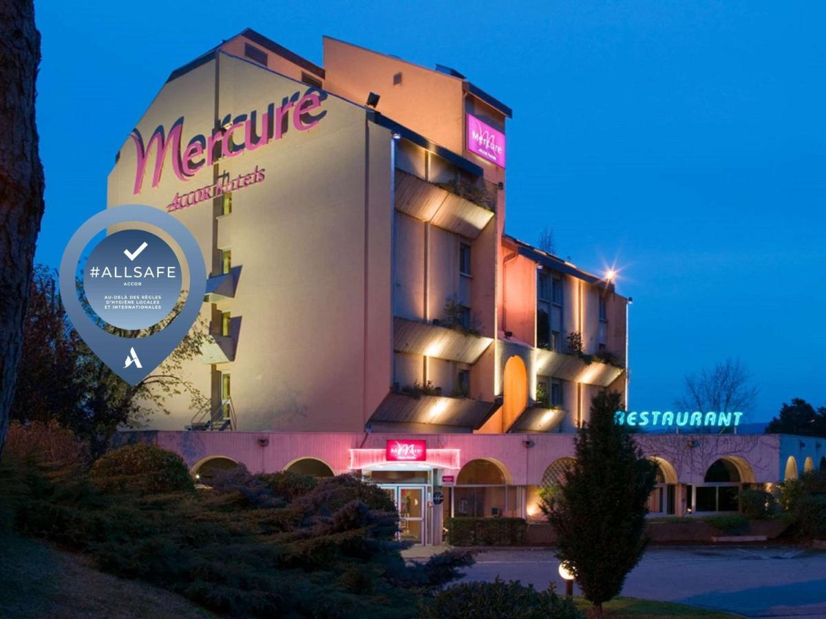 Отель  Mercure Vienne Sud Chanas  - отзывы Booking