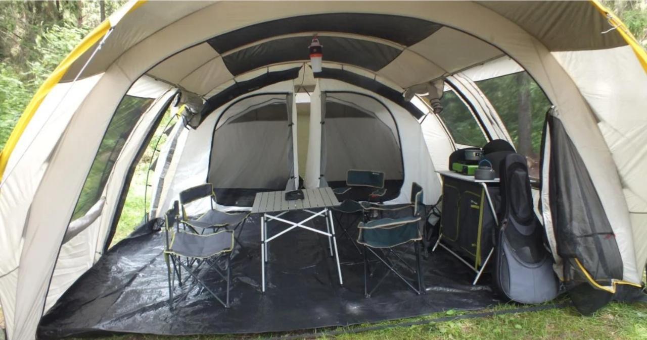 Люкс-шатер ESCAPEHOUSECAMP в АРТ-ПАРК Никола-Ленивец 6 персон - отзывы Booking