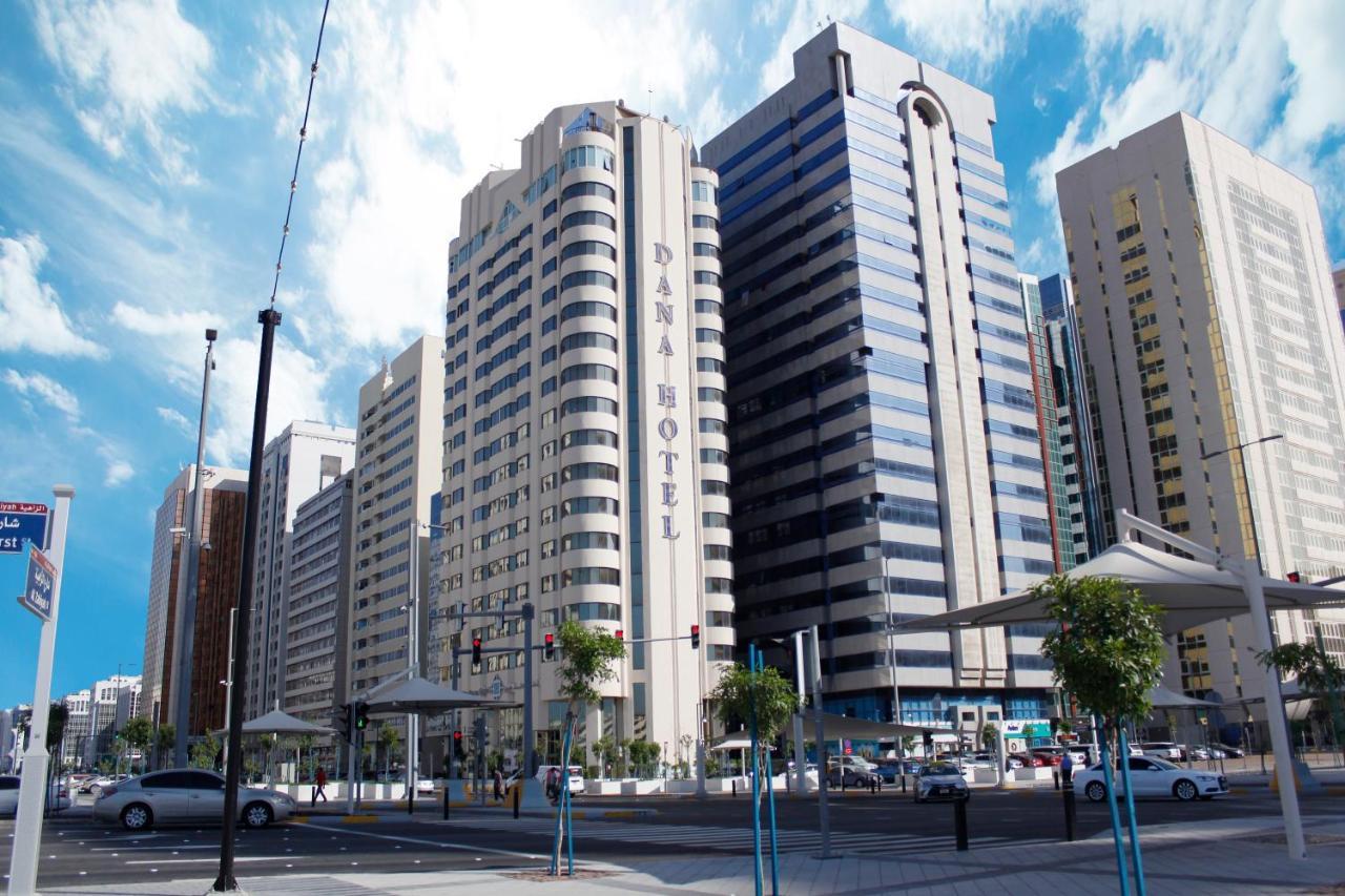 Отель  Отель  Al Diar Dana Hotel