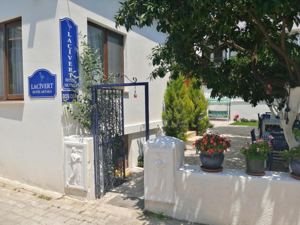 Отель  Lacivert Otel Akyaka  - отзывы Booking
