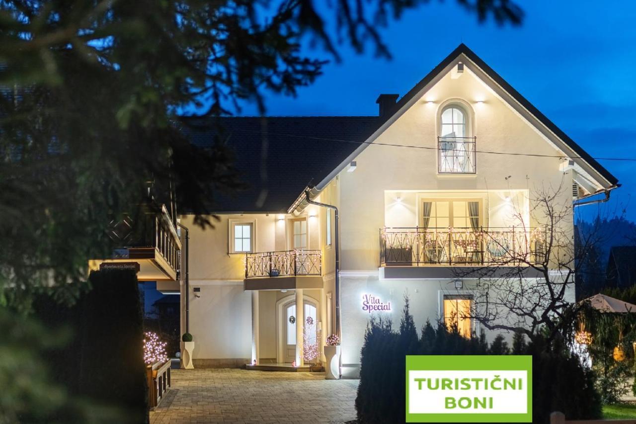 Гостевой дом  Design & Wine Vila Special Bled  - отзывы Booking