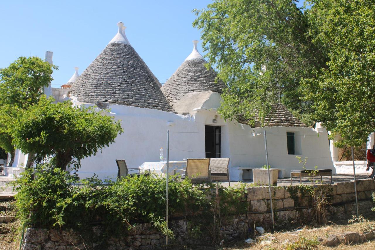 Фото  Дом для отпуска Trullo panoramico