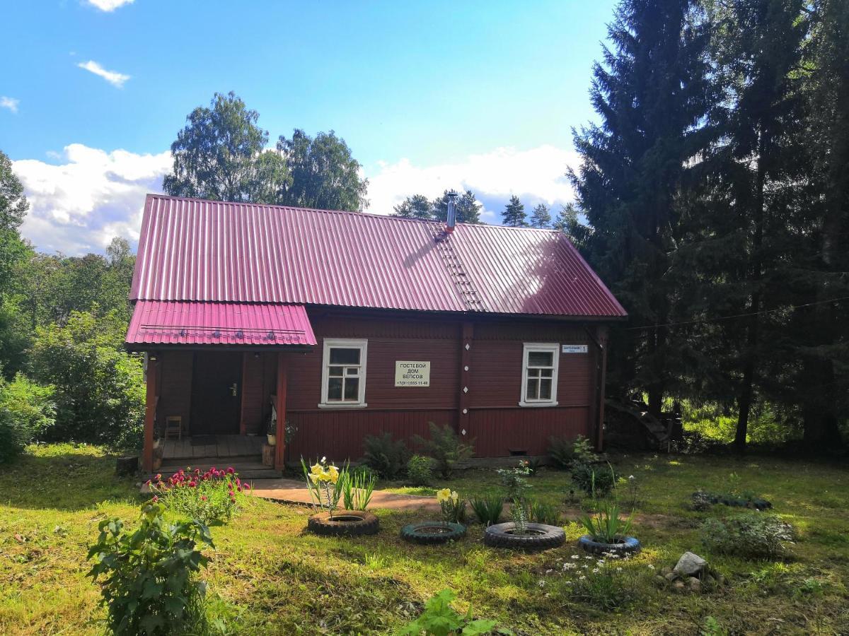 Гостевой дом  Вепсская деревня