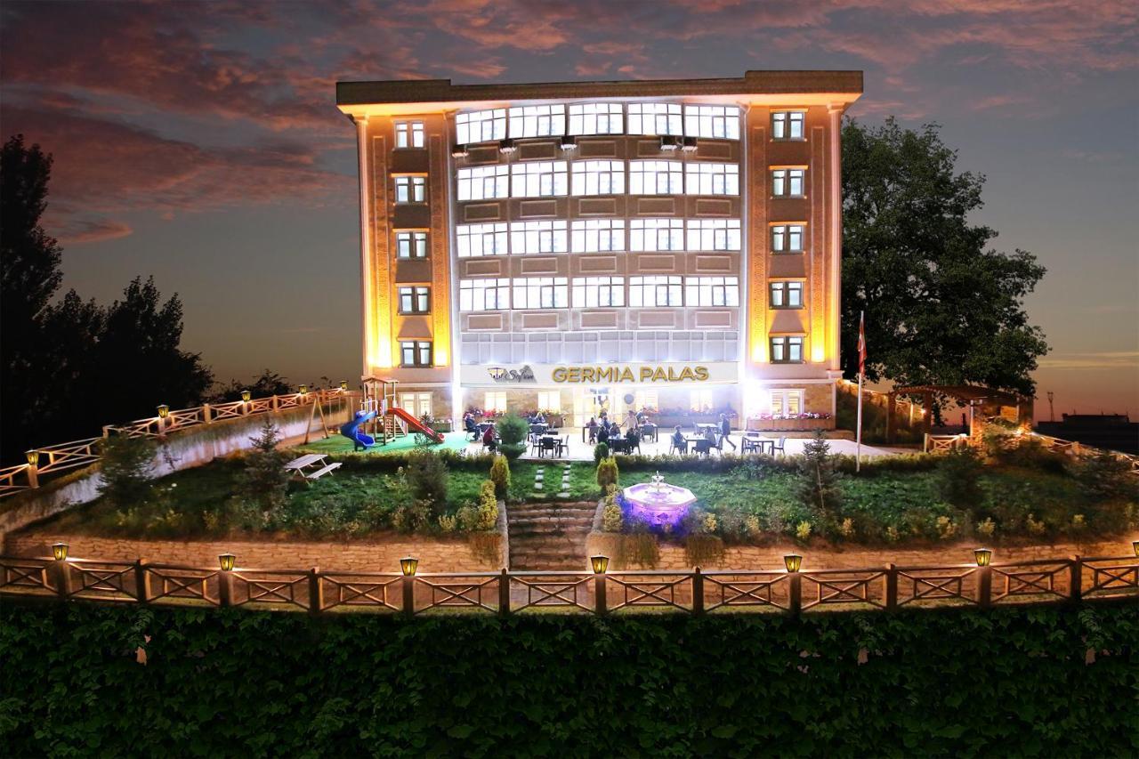 Отель  SAFRAN GERMİA PALaS  - отзывы Booking