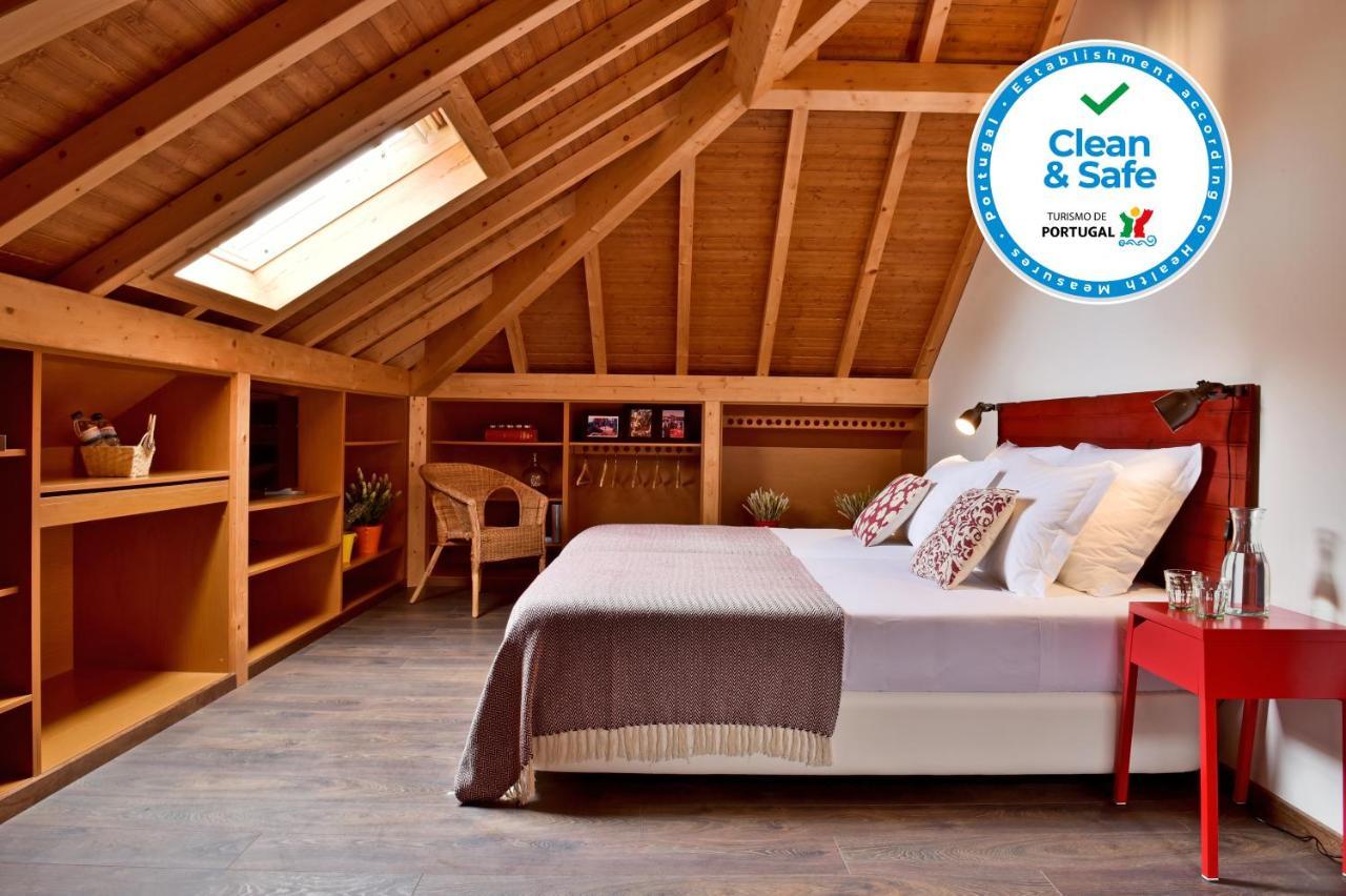 Отель типа «постель и завтрак»  Mercearia D'Alegria Boutique B&B