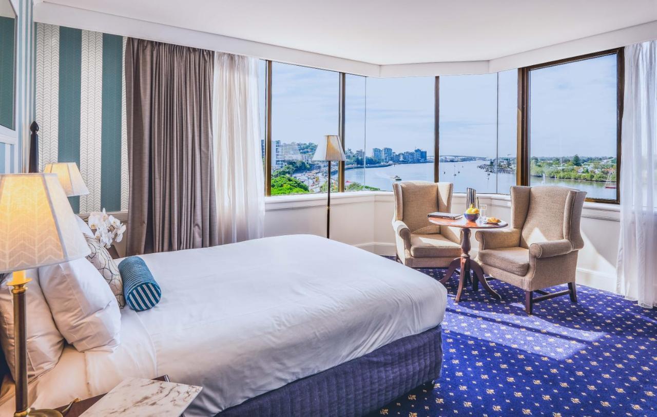 Отель  View Brisbane (formerly Brisbane Riverview)