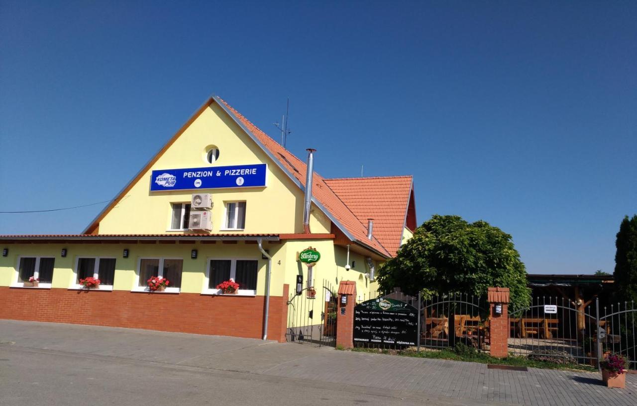 Фото  Гостевой дом  Penzion Kometa