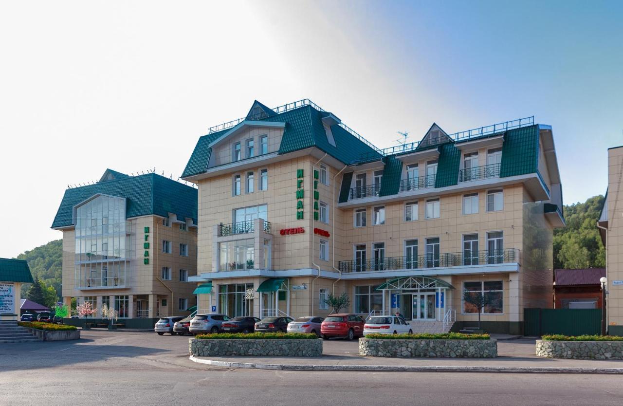 Отель  Отель  Отель ИГМАН