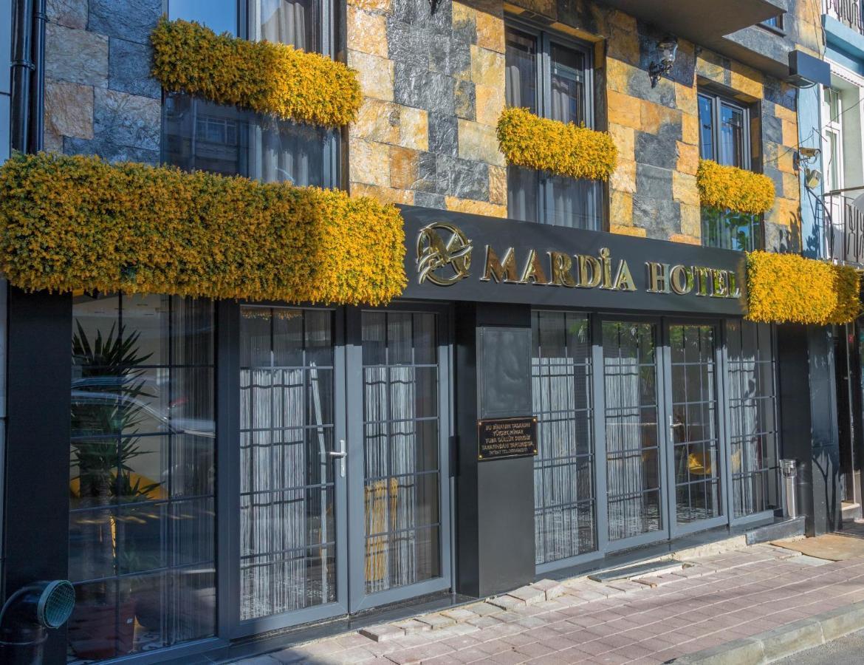 Отель  Mardia Hotel  - отзывы Booking