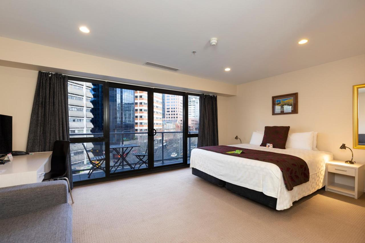 Hotel Grand Chancellor - Auckland City ...
