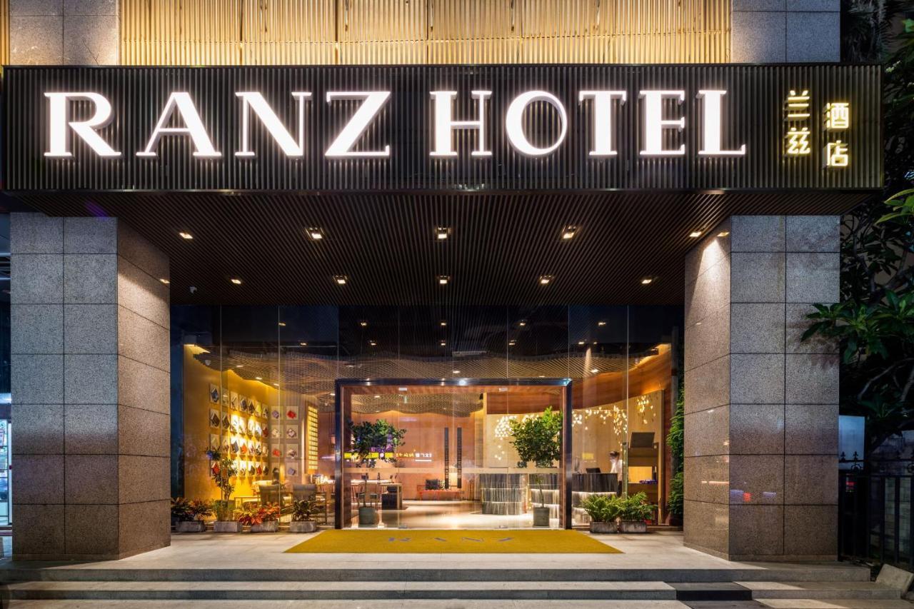 Отель  Ranz Hotel (Shenzhen Nanshan Metro Station)