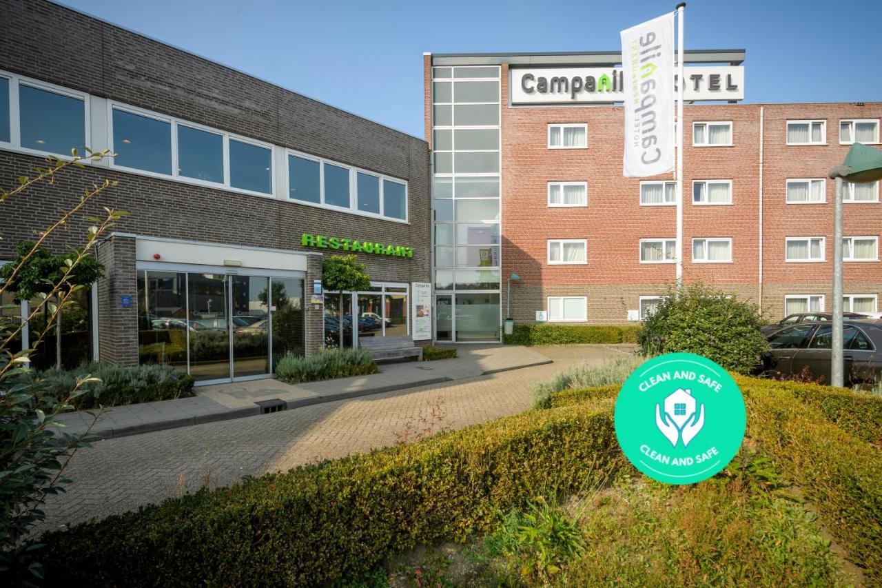 Отель  Campanile Hotel & Restaurant Breda  - отзывы Booking