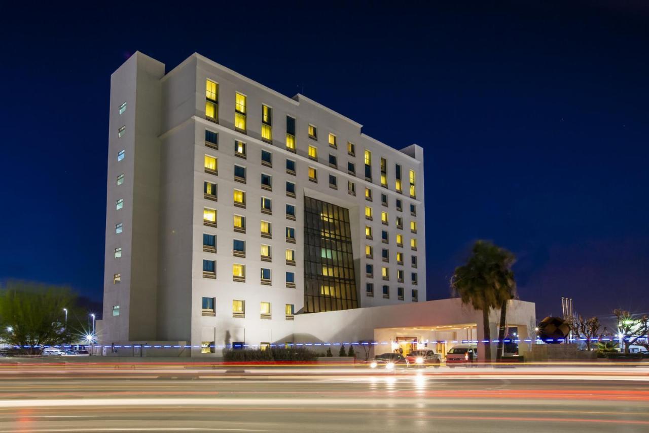 Отель  Отель  Fiesta Inn Ciudad Juarez