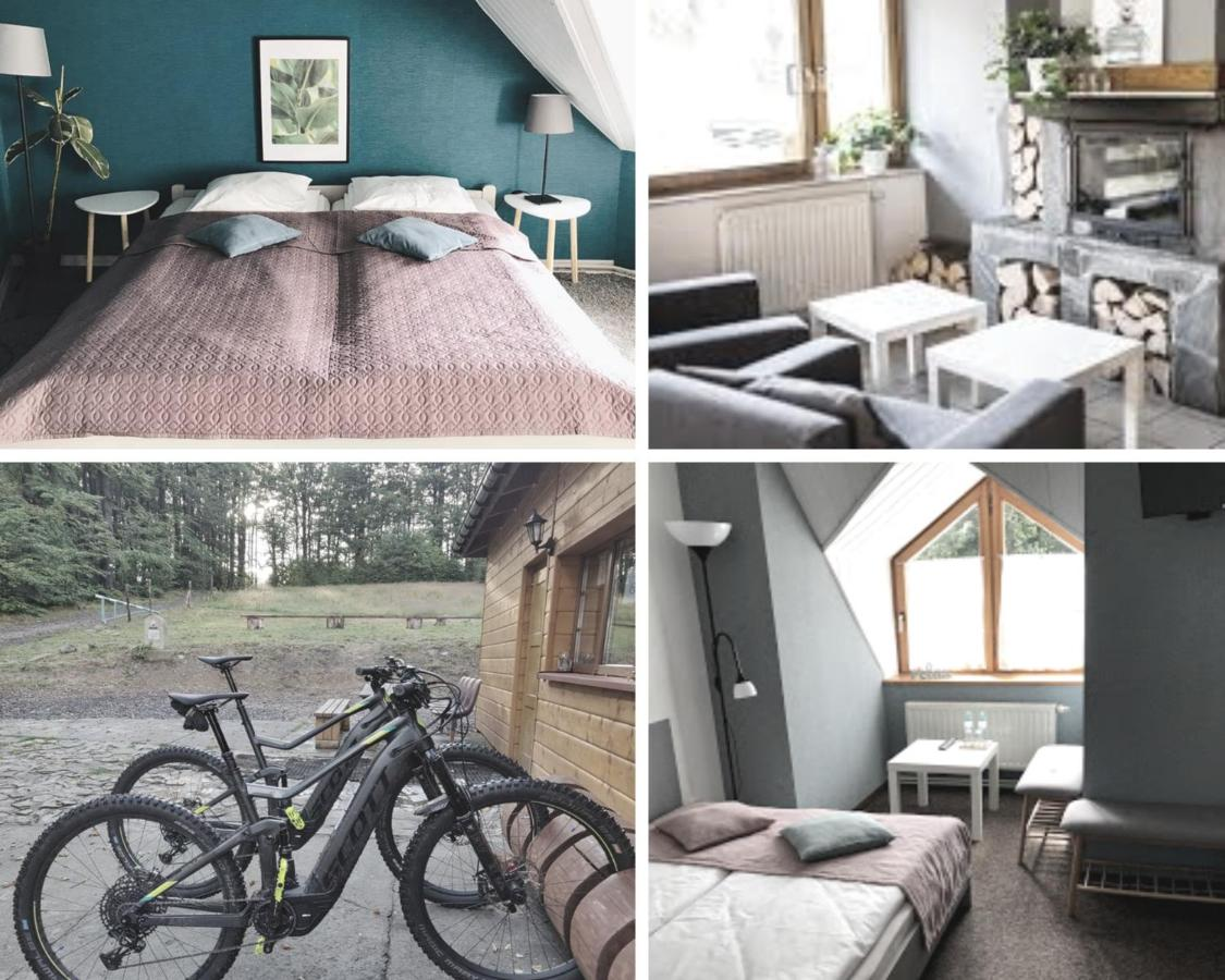 Отель типа «постель и завтрак»  Gościniec Solisko Szczyrk