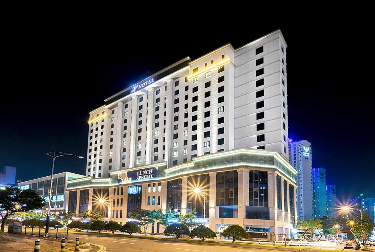 Отель  Отель  H Hotel Sejong City