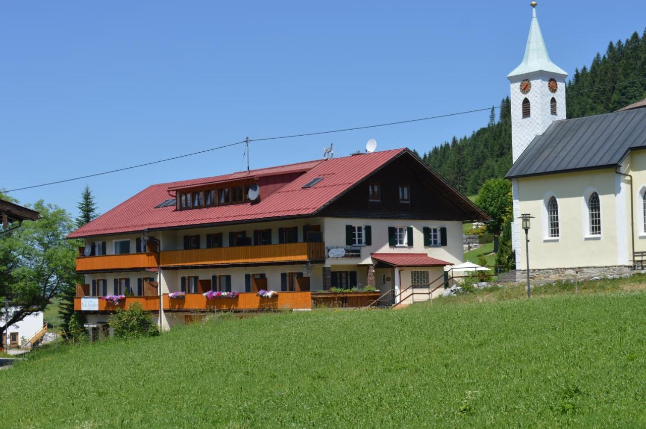 Гостевой дом Bed & Breakfast Jungholz - Pension Katharina - отзывы Booking