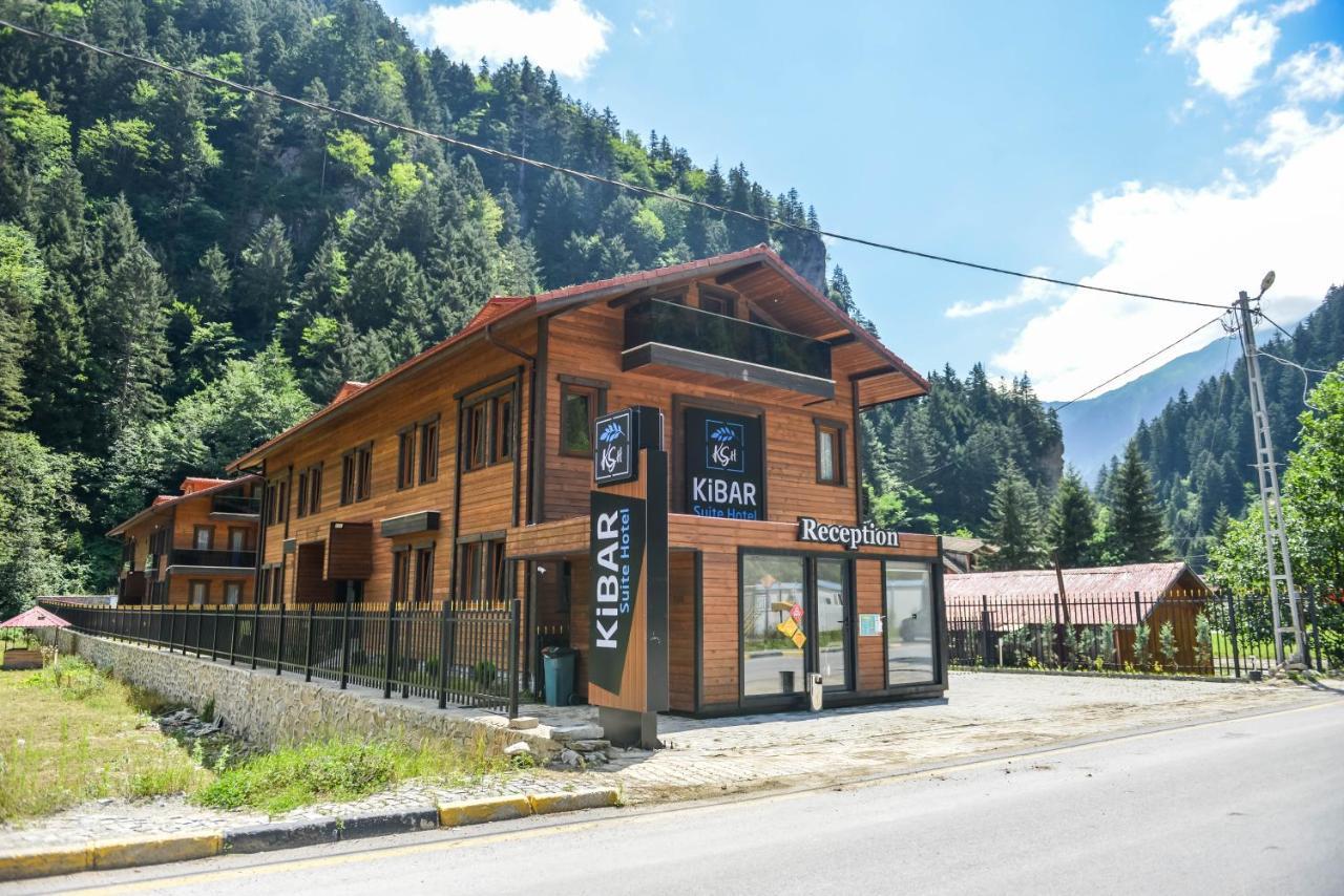 Отель  Kibar Suite Hotel