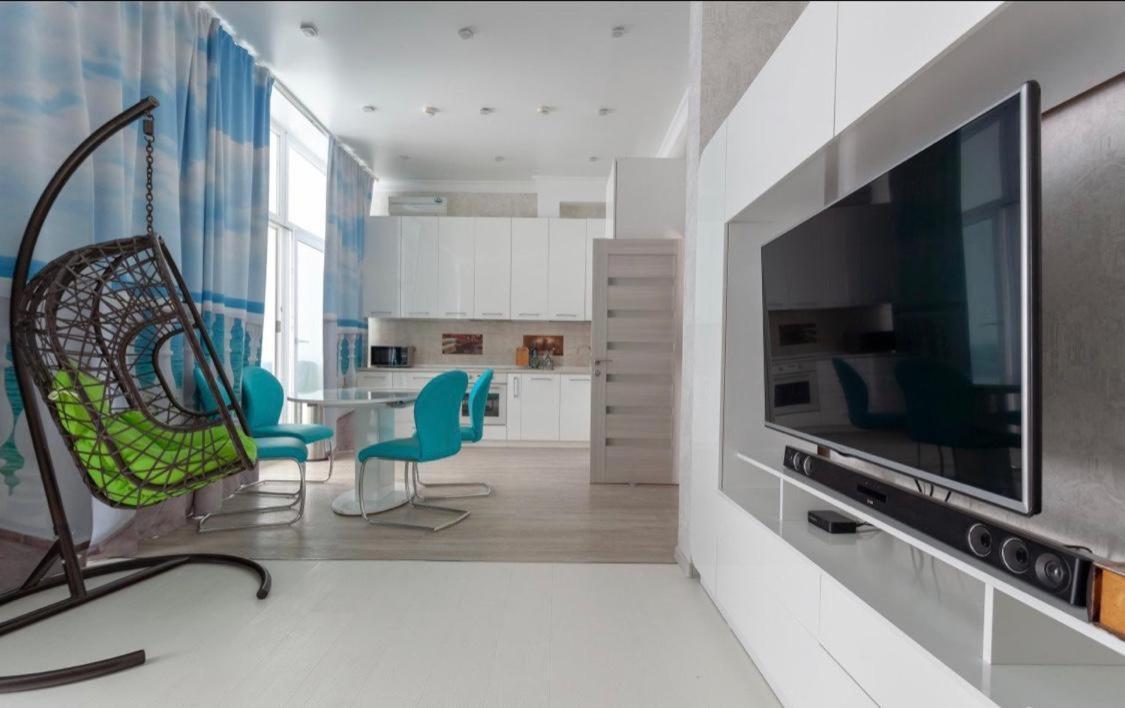 Апартаменты/квартира  Apartment on Ekaterininskiy kvartal  - отзывы Booking