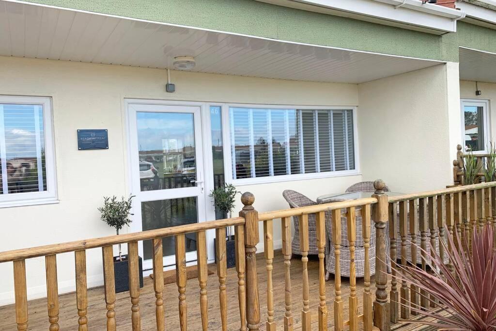 Norfolk Beach Retreat, Bacton, Norfolk