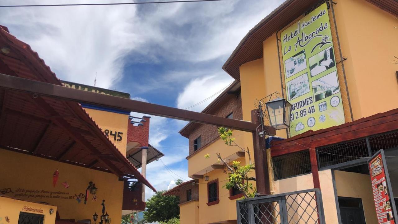 Отель  HOTEL HACIENDA LA ALBORADA  - отзывы Booking