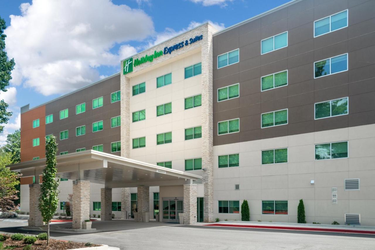 Отель  Отель  Holiday Inn Express & Suites Atlanta Airport NE - Hapeville