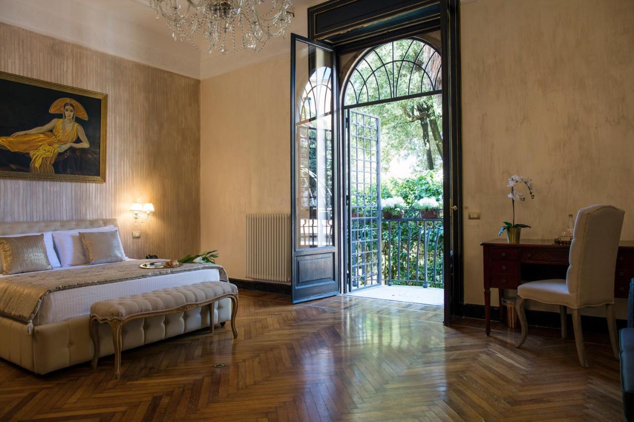 Отель типа «постель и завтрак»  Отель типа «постель и завтрак»  Contessa Arrivabene Antica Dimora