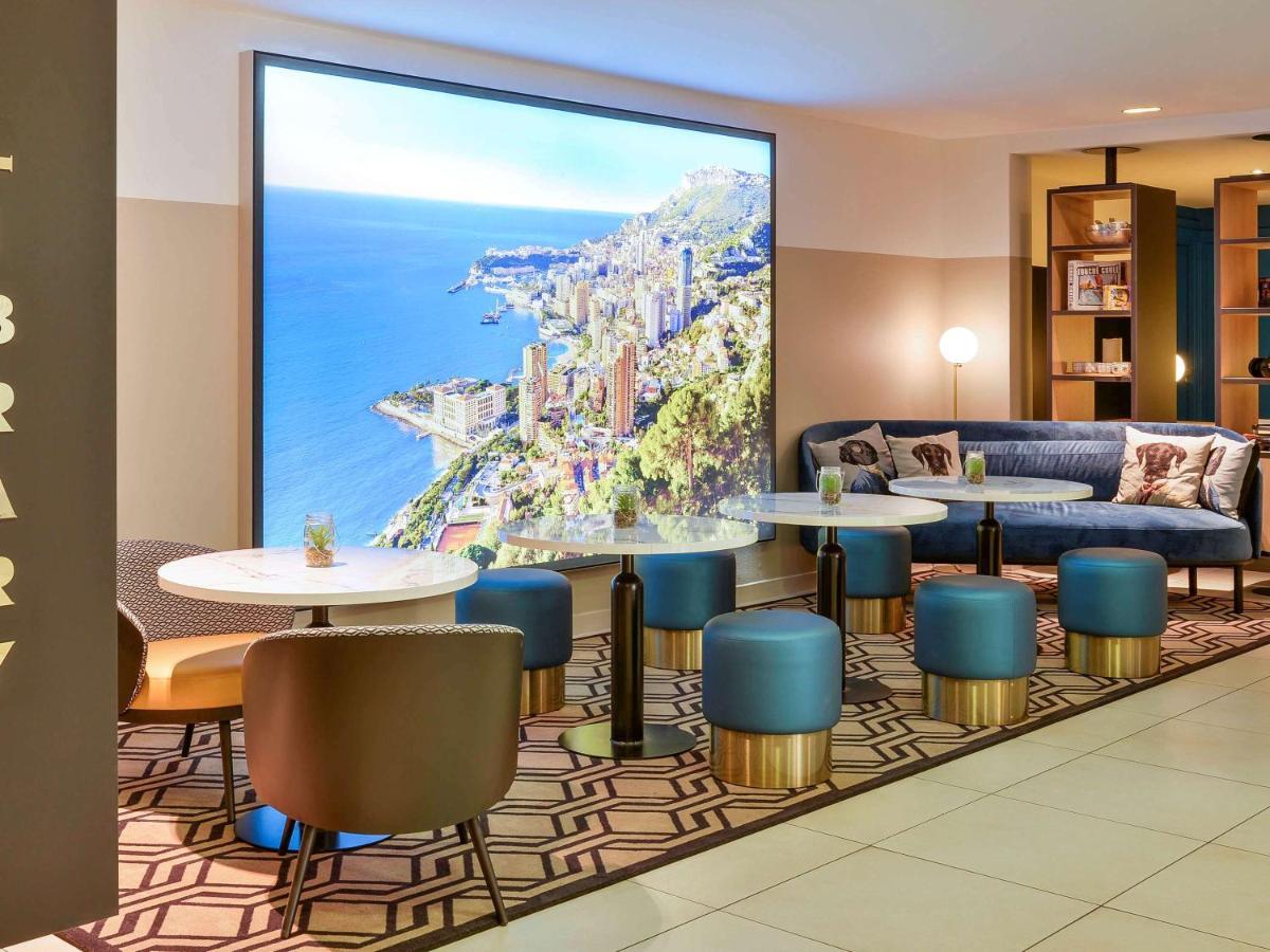 Апарт-отель  Aparthotel Adagio Monaco Monte Cristo