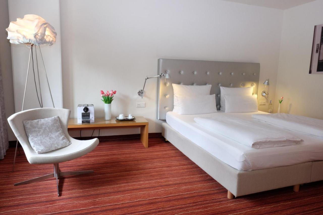 Отель  Hotel An Der Gruga