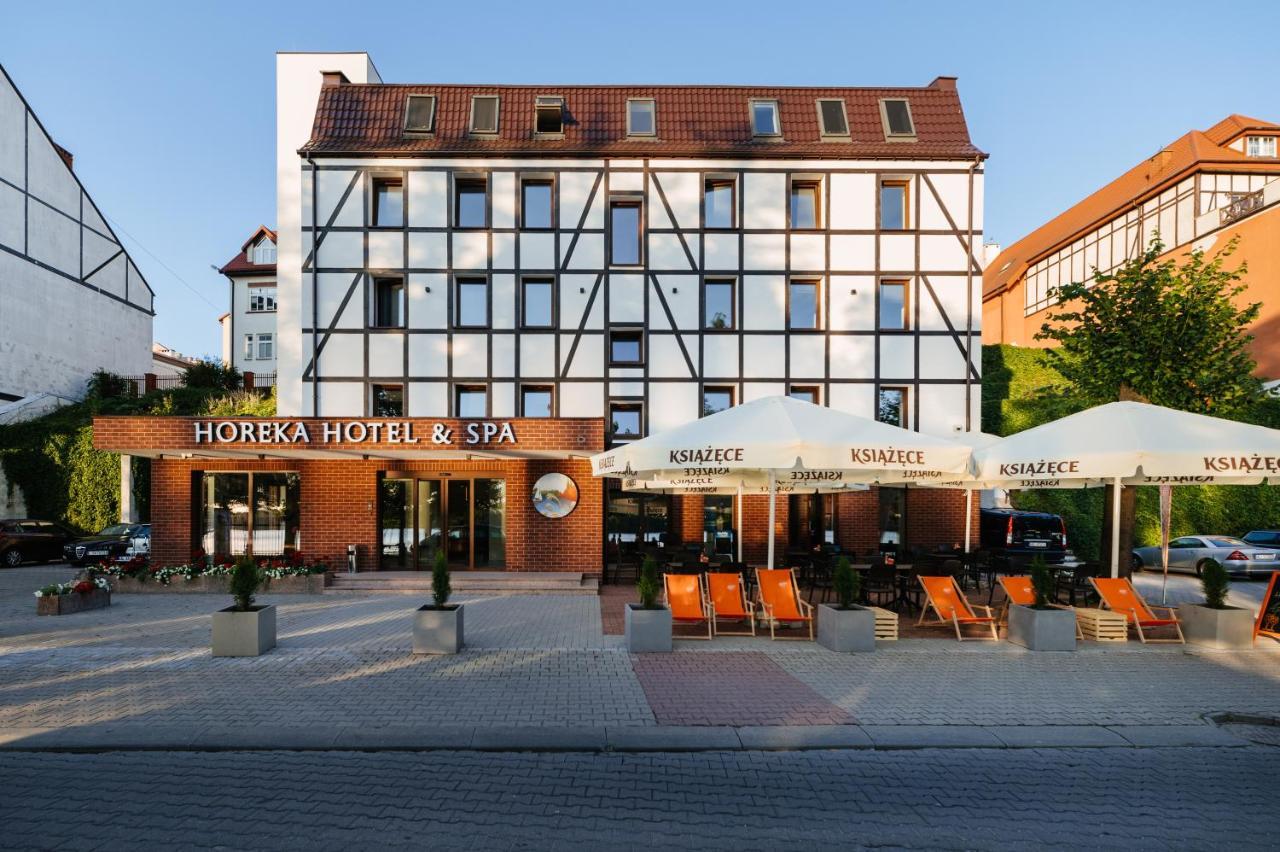 Отель Hotel Horeka