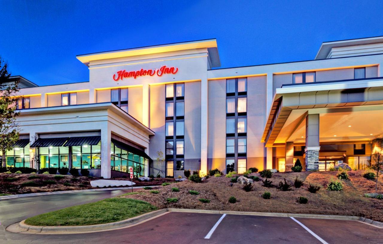 Отель  Отель  Hampton Inn Asheville-Tunnel Road