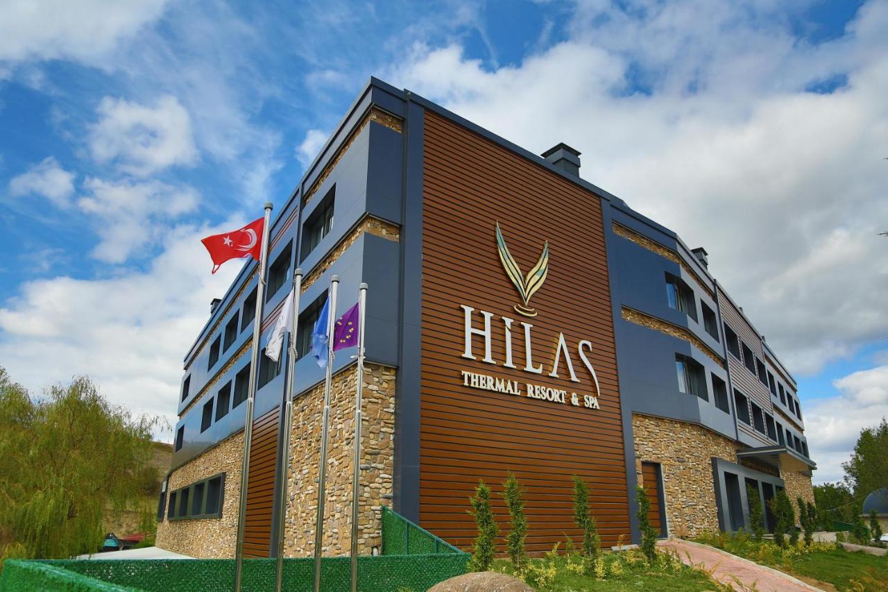 Отель  Hilas Thermal Resort Spa & Aqua