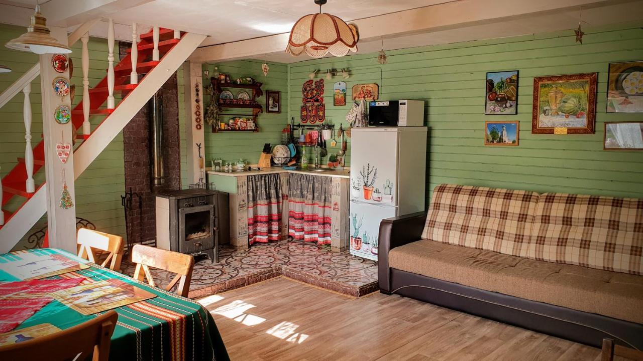 Дома для отпуска Losiniy Tupichok - отзывы Booking