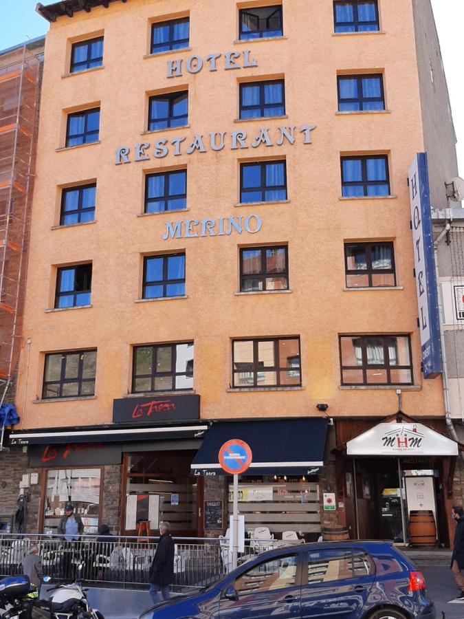 Отель Hotel Merino - отзывы Booking