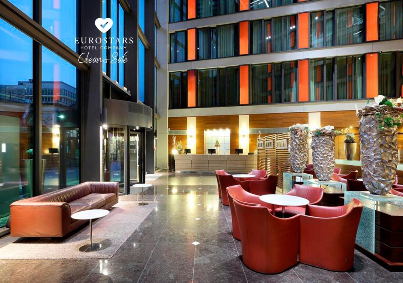 Отель  Отель  Eurostars Berlin