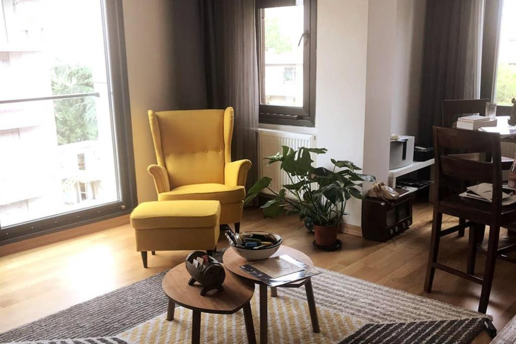 Апартаменты/квартира  Best Location In Anatolian Side Niche And New Flat