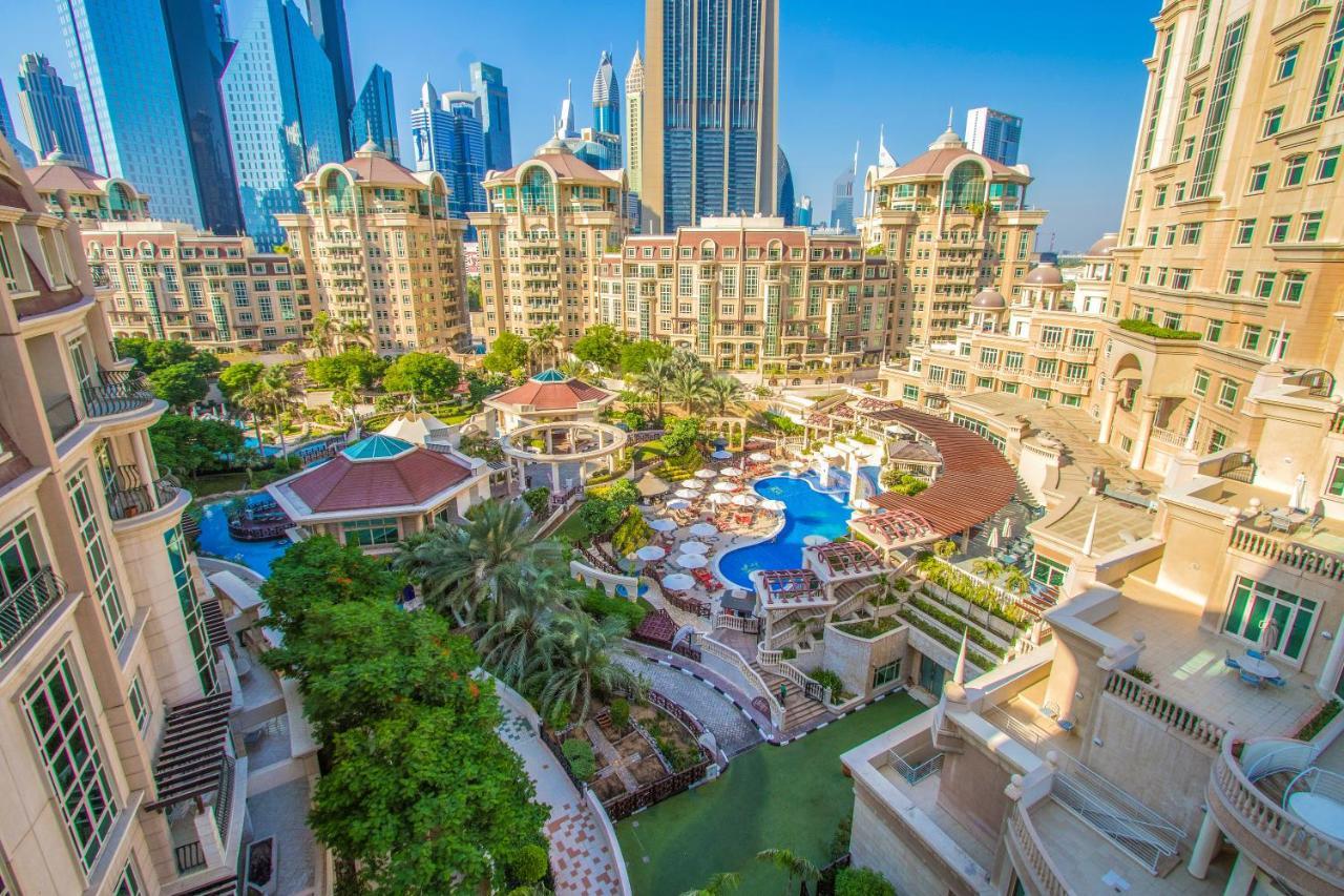 Отель  Swissôtel Al Murooj Dubai