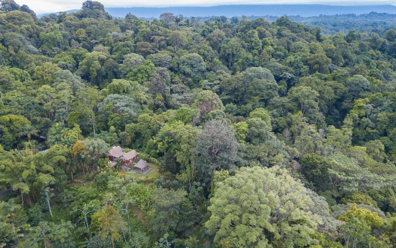 Вилла  Villa Toucan With National Geographic Views