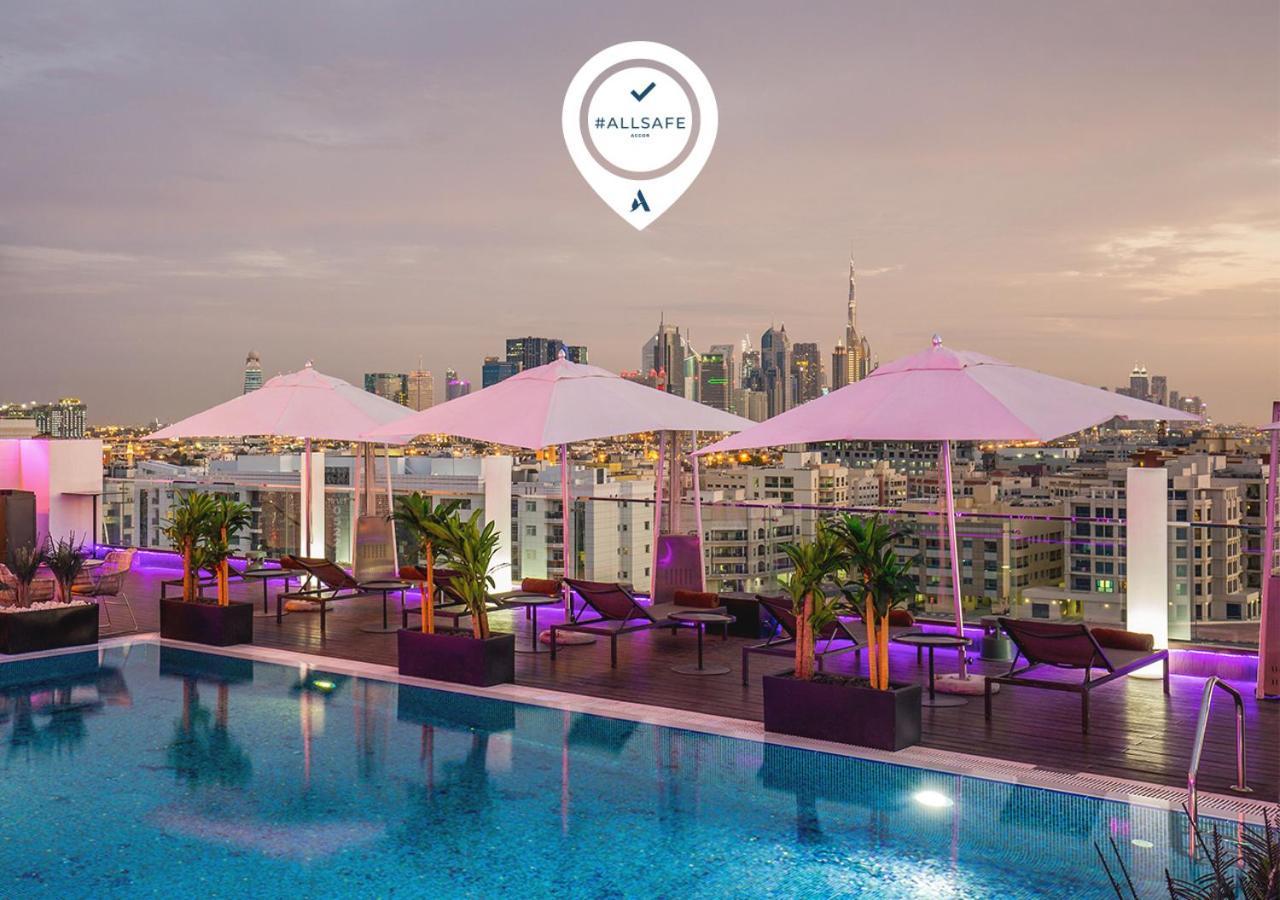 Отель  Отель  The Canvas Hotel Dubai – MGallery